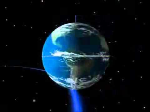 Sự vận động tự quay của trái đất