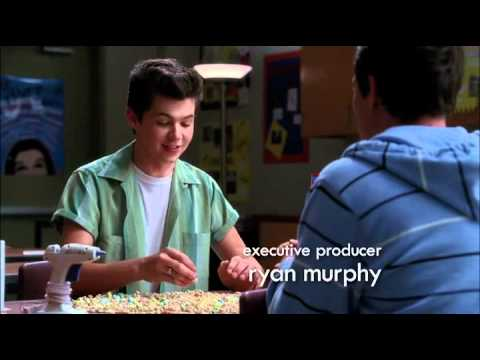 Glee: Damian McGinty's Rory Gets to Know Finn
