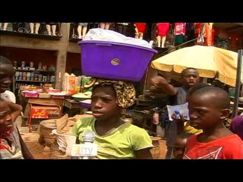 Holidays Increases Number Of Child-Hawkers In Benin