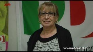 La renziana Antonietta Lenzi Ianosi è il candidato sindaco del centrosinistra a Vergato thumbnail