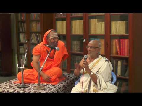 Acharya Mahimai | Pujyasri Swami Omkarananda | Madras Sankriti College