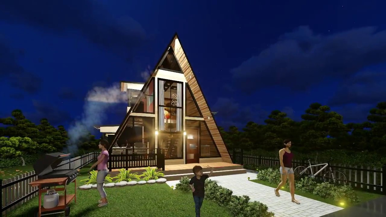 Tiny House Philippines This Small House Design Will