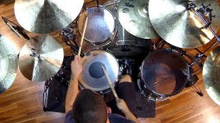Meshuggah - Stengah Drum Cover by Troy Wright