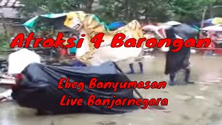 Kesenian Ebeg Banyumasan   Live Performance Di Mandiraja Banjarnegara