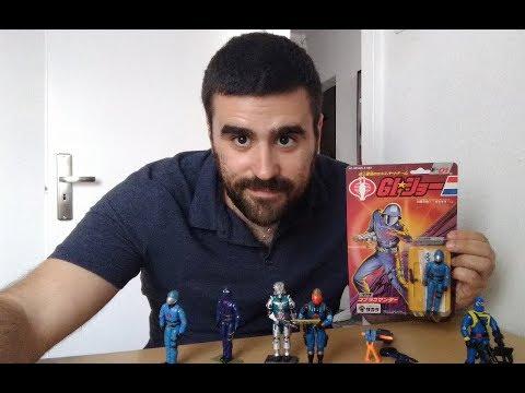 Heti videó: 33# Vintage G.I.Joe részletesen - Cobra Commander Edition