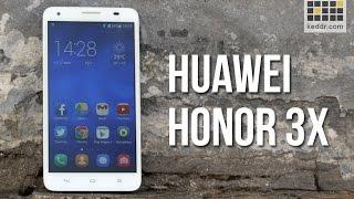 Huawei Honor 3X - обзор смартфона от keddr.com