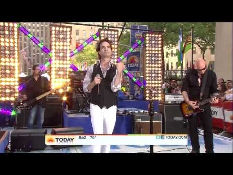 Train - Save Me San Fransisco - Live on The Today Show [HD] 08-26-2011