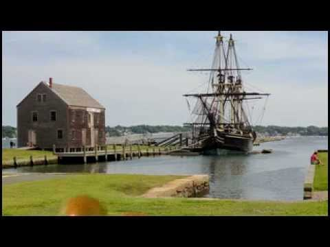 Salem Maritime National Historic Site established in the United States