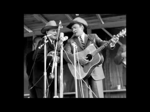 Bill Monroe and Carter Stanley Sugar Coated Love