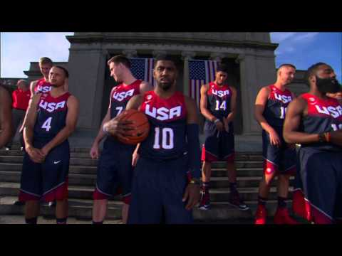Behind The Scenes: USA Basketball Men
