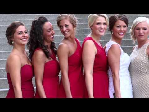 Sydney + Jacob Wedding Highlight Video - Indiana State Museum