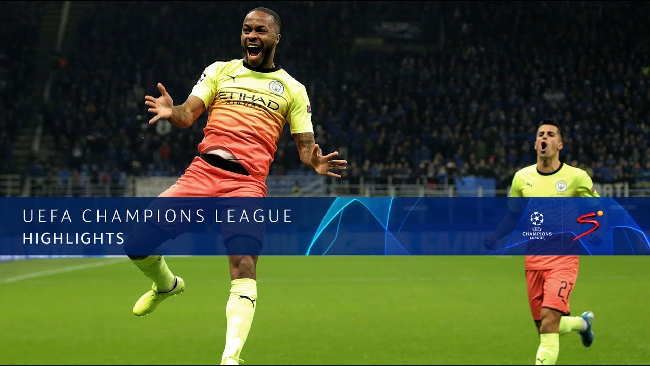 UEFA Champions League | Atalanta v Manchester City | Highlights