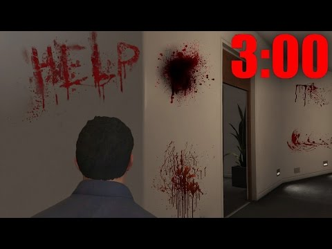 NEVER Playing GTA 5 at 3:00 AM EVER AGAIN!