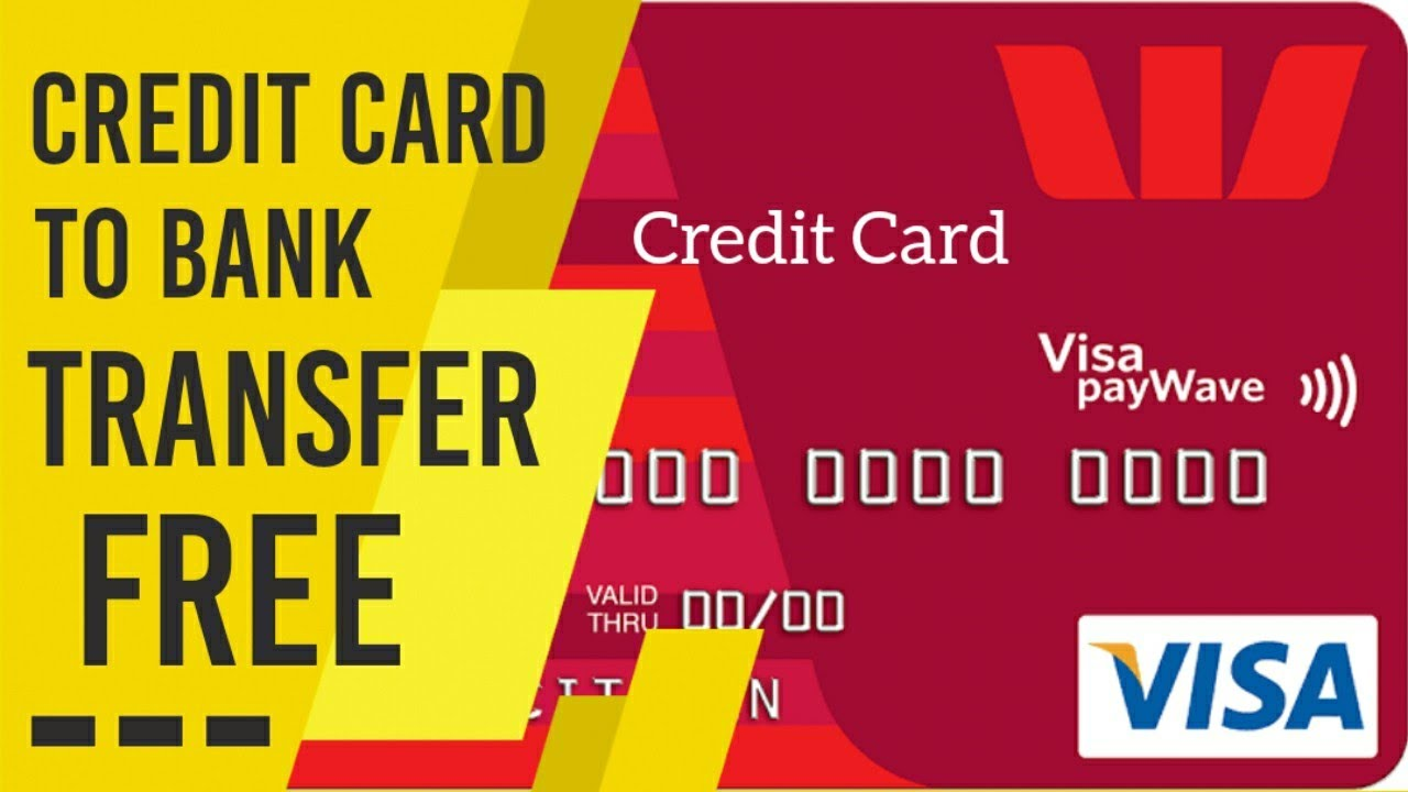 new free method  credit card to bank account transfer