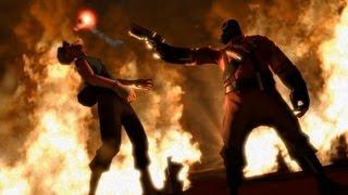 Team Fortress 2 - Conoce al Pyro