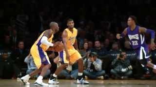 Best of Phantom: Kobe and the Lakers Edge Kings in Tinseltown
