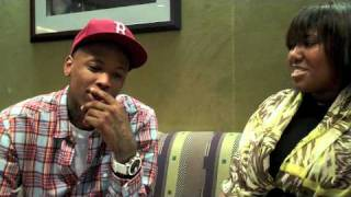 YG - Toot It And Boot It - Interview at Def Jam