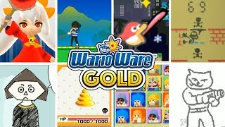 WarioWare Gold - All Secret Minigames!