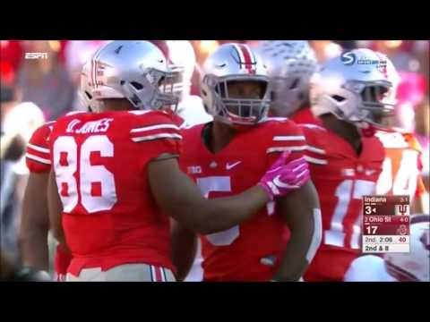 Ohio State Defense vs Indiana (2016)