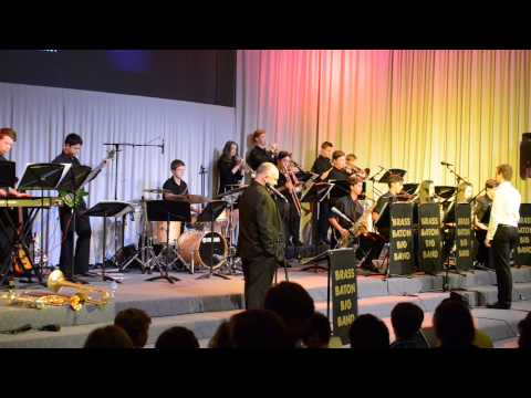 Brass Baton Big Band Hawaii Five-o with James Morrison
