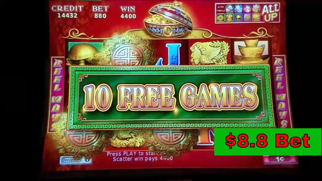 88 Fortune Free Slot Table Of Contents