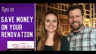 Tips to Save Money on Your Renovation