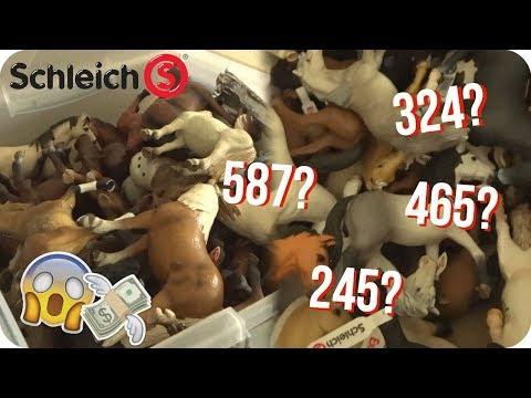 Hoeveel Schleich paarden