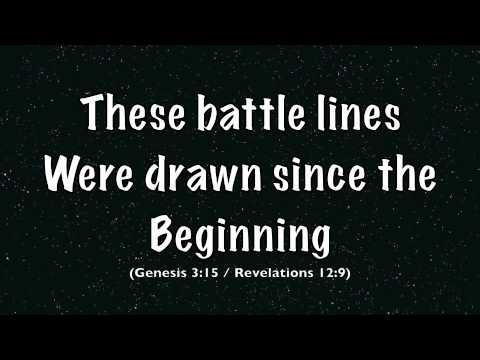 Disciple - Battle Lines Lyrics (HQ) - YouTube