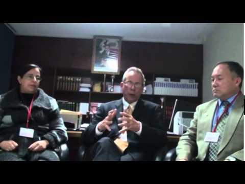 05/10/2010 - EST oujda  partenariat avec GATEWAY TECHNICAL COLLEGE
