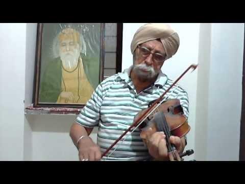 Aasun bhari hain ye jeevan ki raahen - (Violin Instrumental)