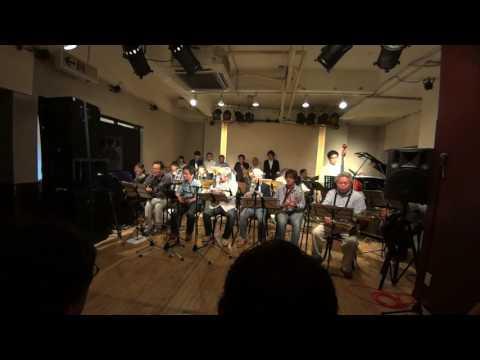 The Sunnyside Jazz Orchestra@Sunnyside meets akiko LIVE 20170423