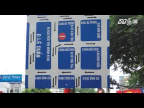 VTC14_Biển cảnh báo giao thông khác lạ nhằm răn đe lái xe