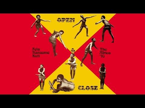 Fela Kuti - Open and Close (LP)
