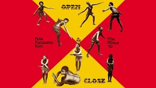 Fela Kuti - Open and Close (LP)