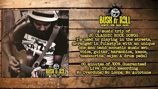 BUSK N' ROLL  Promo Clip #1 - Edwin One Man Band
