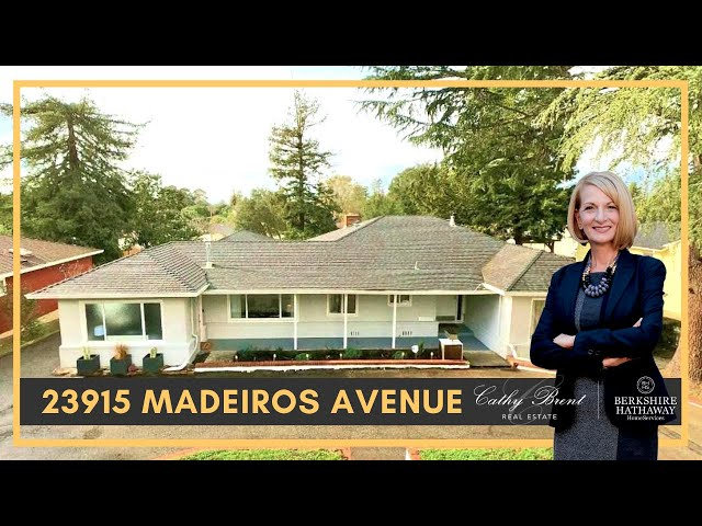 23915 Madeiros Avenue, Hayward, CA 94541 | Cathy Brent Real Estate