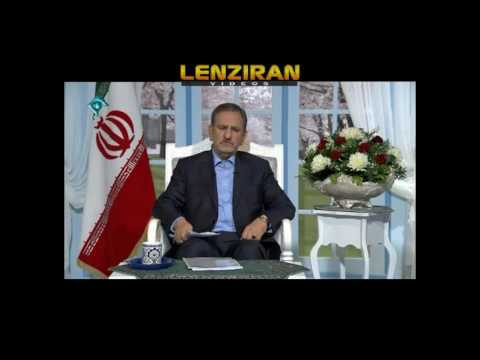 Reformist vice president Eshagh Jahangiri talk with Iranians on TV