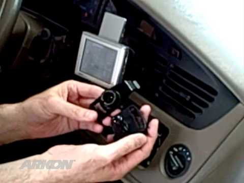 Removable Swivel Air Vent Car Mount for Garmin nuvi 40, 50, 200, 2013,  24x5, 25x5 GPS