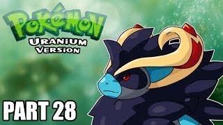 Let's Play Pokémon Uranium Deutsch #28 - Surf Pirats Vs. Surf Ninjas