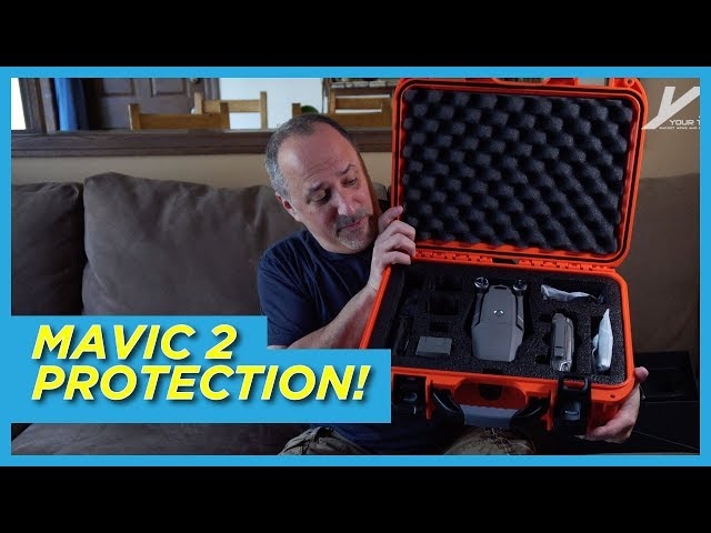 Nanuk 920 Case for the Mavic 2 Pro