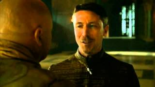 Game of Thrones   Littlefinger's Monologue 'Chaos is a ladder'