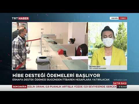Hibe Desteği Ödemeleri Başlıyor 10.06.2021 TURKEY