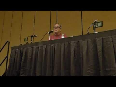 SF Comic Con 2017 Bruce Timm Q&A panel