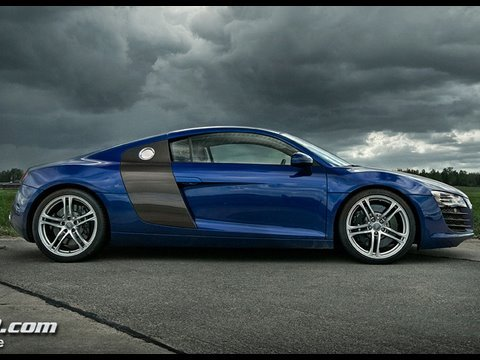 HD: Audi R8 R-Tronic vs BMW M3 manual: MBOARD.com