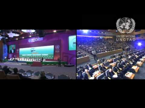 UNCTAD World Investment Forum 2014_CNBC promotion video