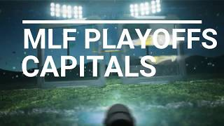 CAPITALS VS HAWKEYS PLAYOFFS HIGHLIGHTS