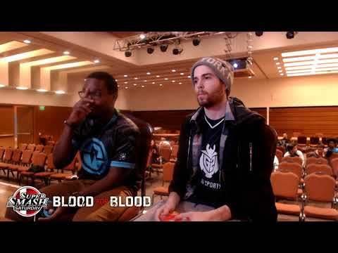 SSS: Blood for Blood 2  IMT  Shroomed Marth vs G2  Westballz Fox  Grand Finals