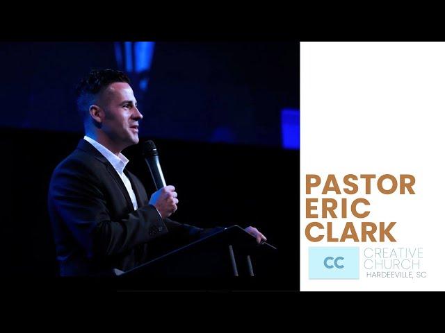 Pastor Appreciation Sunday - Guest Speaker: Eric Clark - Oct 10, 2021