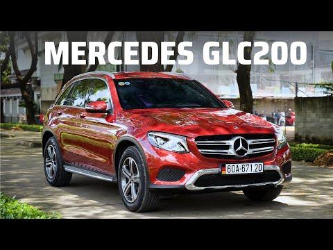 Trên tay Mercedes GLC200 2019