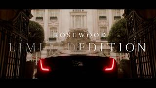Rosewood Limited Edition: London